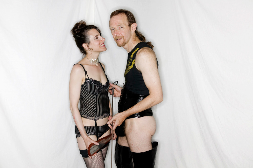 Mistress Collette & Master R