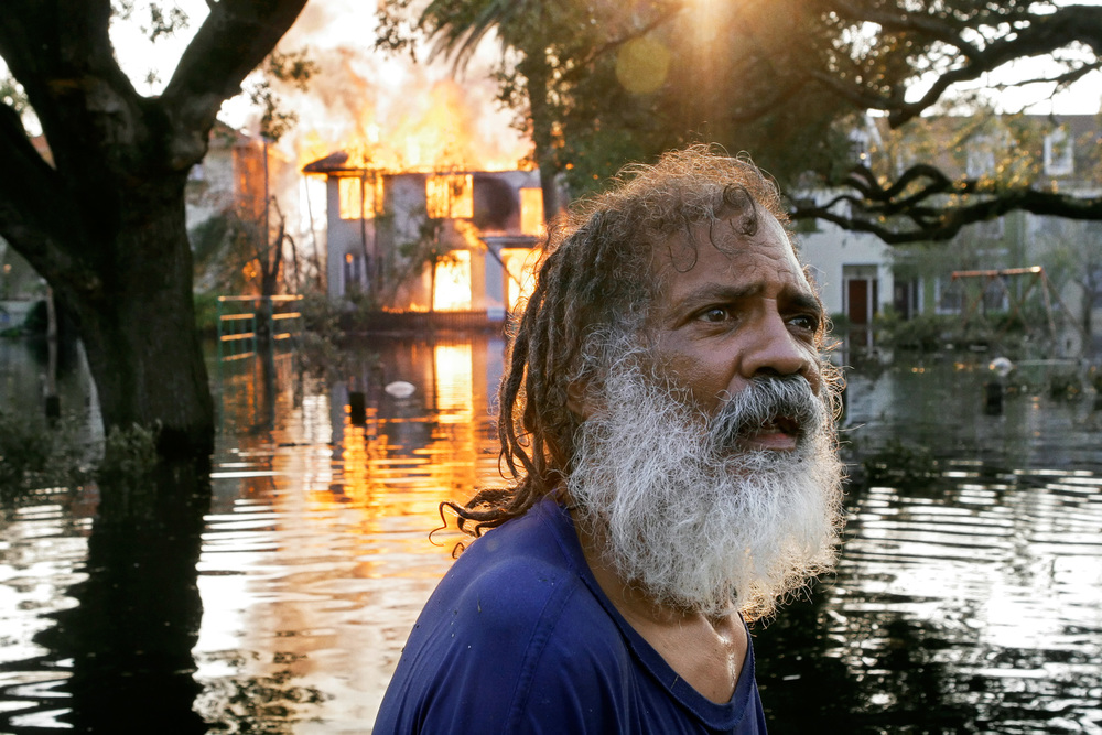 New Orleans: Hurricane Katrina
