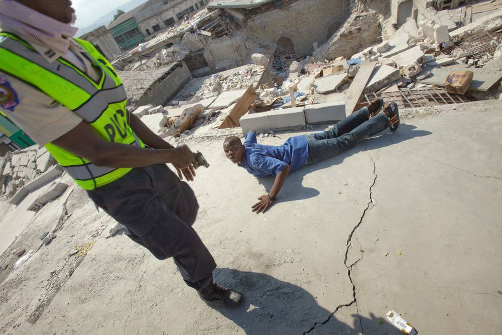 Port-au-Prince, Haiti: 2010 Earthquake