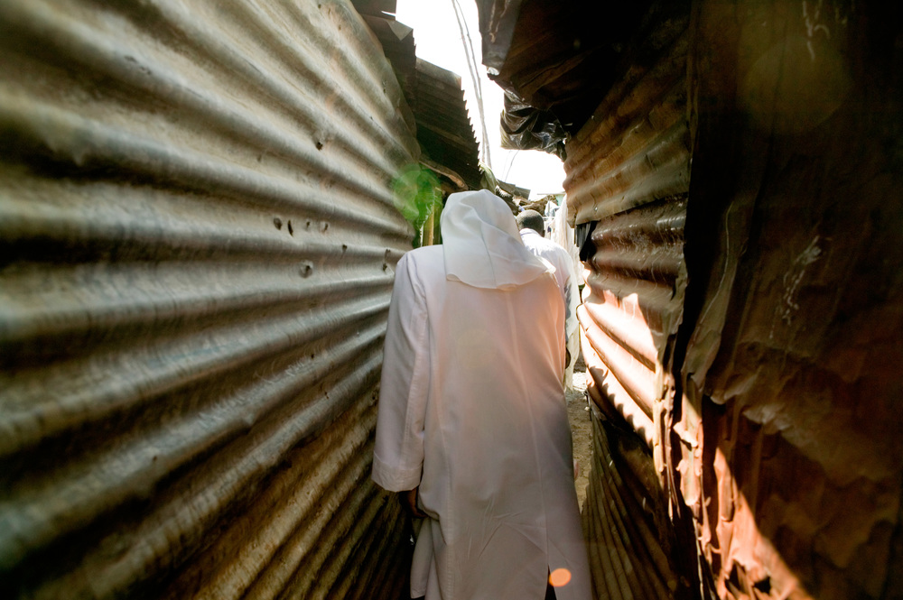 Mukuru slum, Nairobi, Kenya: Sisters of Mercy