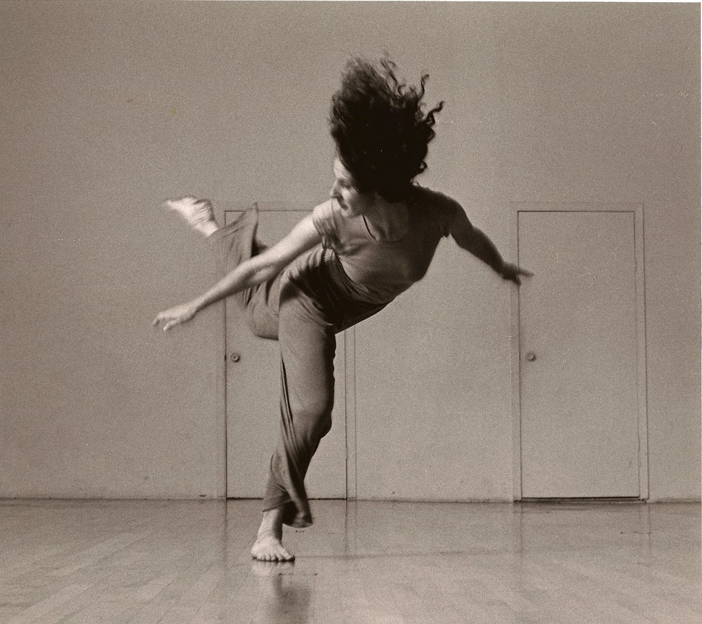 Bridge Project 2016: Ten Artists Respond to Locus a multidisciplinary exchange inspired by dance pioneer Trisha Brown Photo of Trisha Brown by Lois Greenfield