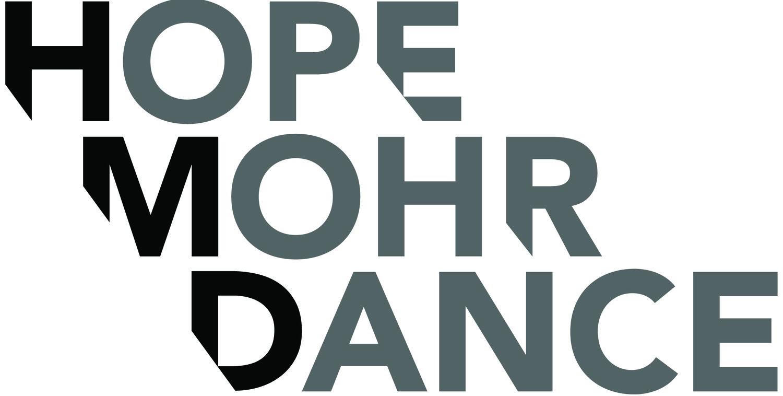 Blog Hope Mohr Dance