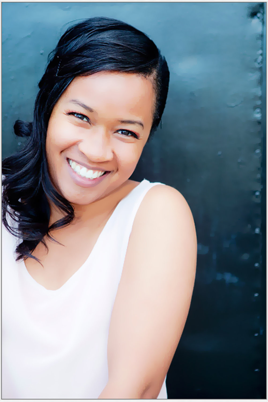 Raissa Simpson, Member of Artist Cohort. Photo Smeeta Manhati