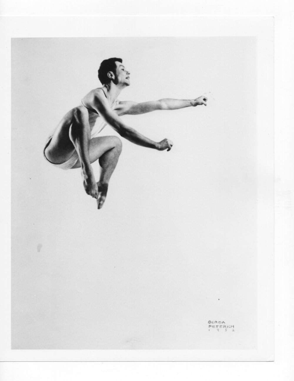 Bridge Project 2019   Signals from the West:   Bay Area Artists in Conversation with Merce Cunningham at 100    Photo of Merce Cunningham by Gerda Peterich