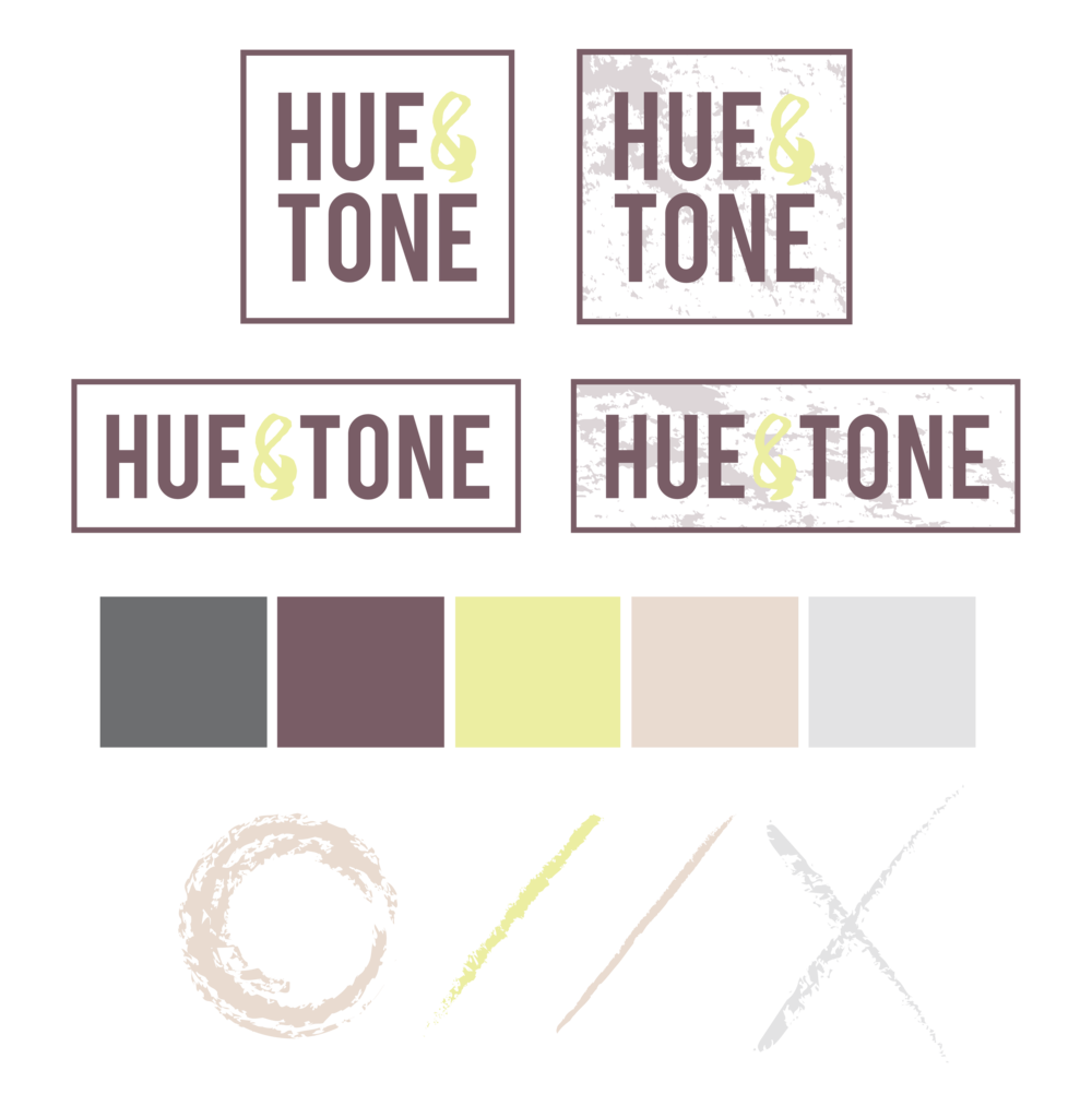 Branding Refresh: Hue & Tone's brighter, cleaner new look -- Hue & Tone Creative