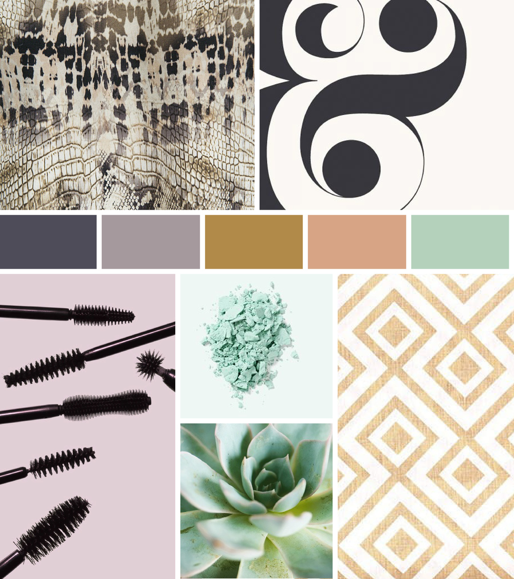 Mood Board: Sharp/Crisp/Dynamic -- Hue & Tone Creative