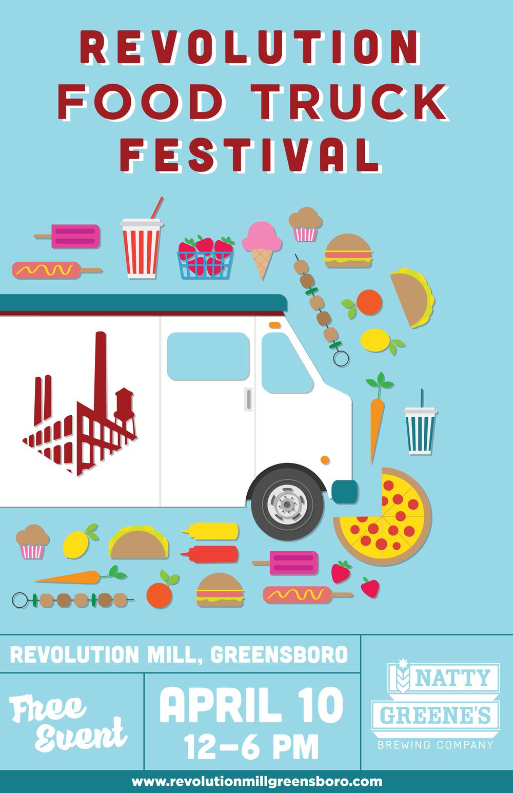 Food Truck Festival Triad Nc