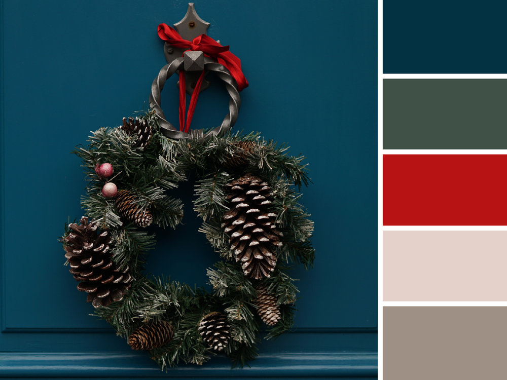 Color Stories: Festive foliage  |  Hue & Tone Creative