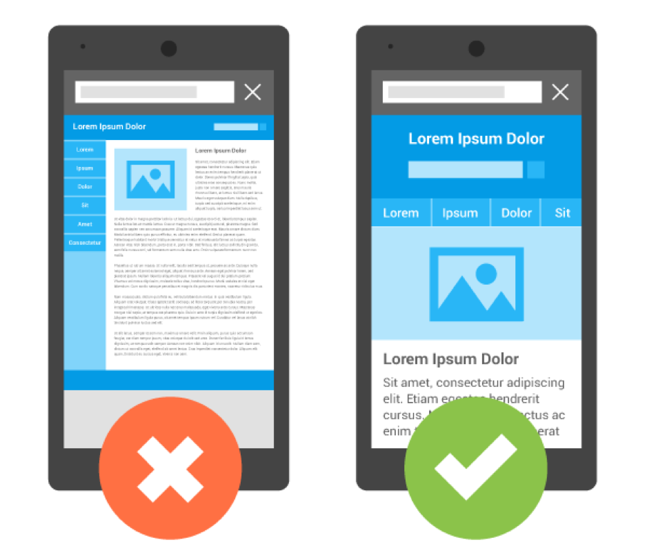 Why having a mobile-friendly site is no longer optional  |  Hue & Tone Creative
