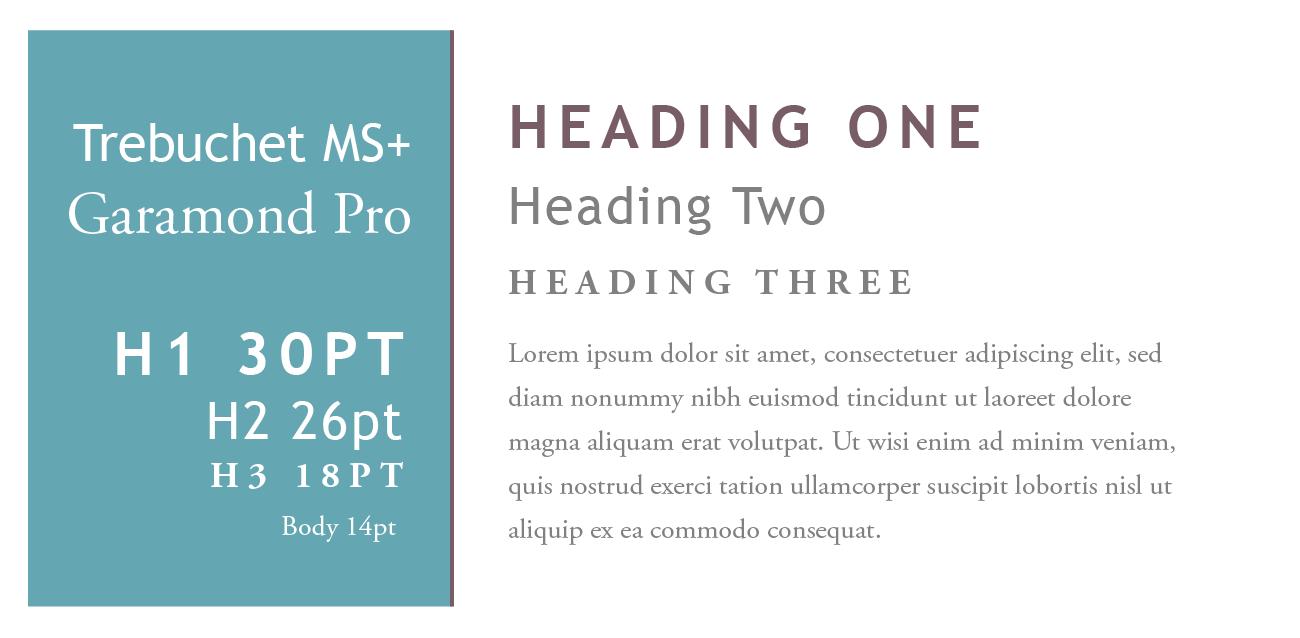 7 (more!) Squarespace font pairings — Hue & Tone Creative