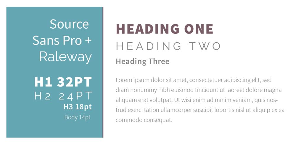 7 Squarespace Font Pairings  |  Hue & Tone Creative