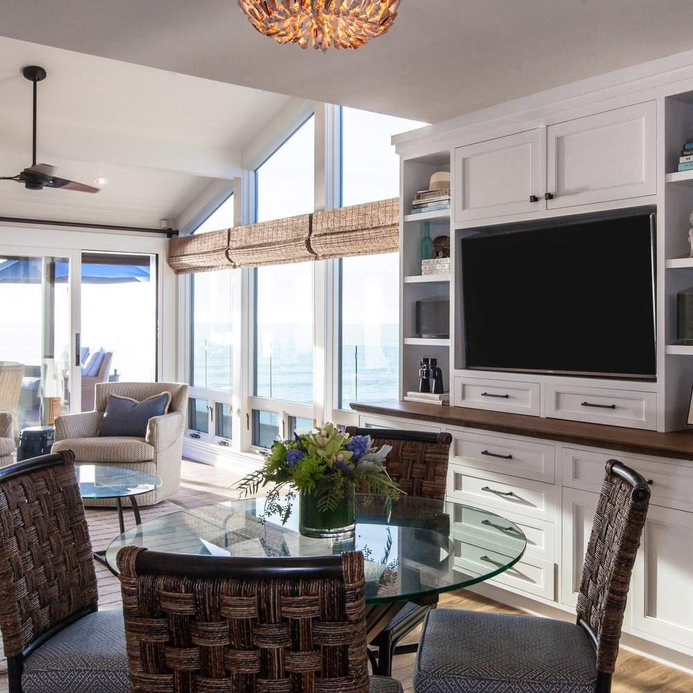 Interior Design    Oceanfront Condo    View Project