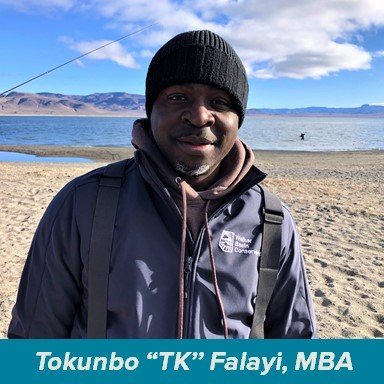 Tokunbo Falayi, CPA, MBA Board of Directors NFWF