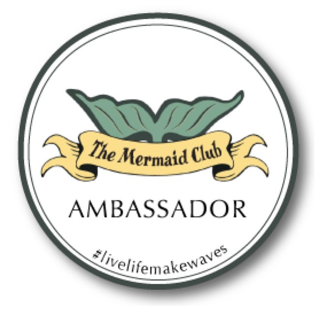 I'm pleased to announce I'm one of #themermaidclub 2015 #ambassadors! #livelifemakewaves #tmc #biggerbetterandmorebadass