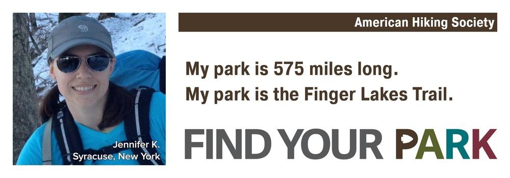 #findyourpark #thruhike #fingerlakestrail #flt