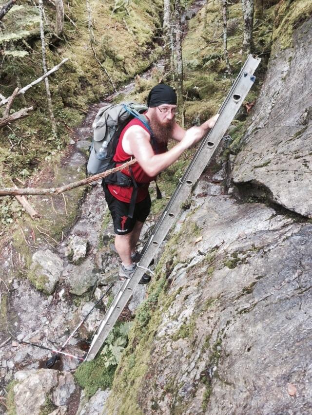 Ladder Ravine