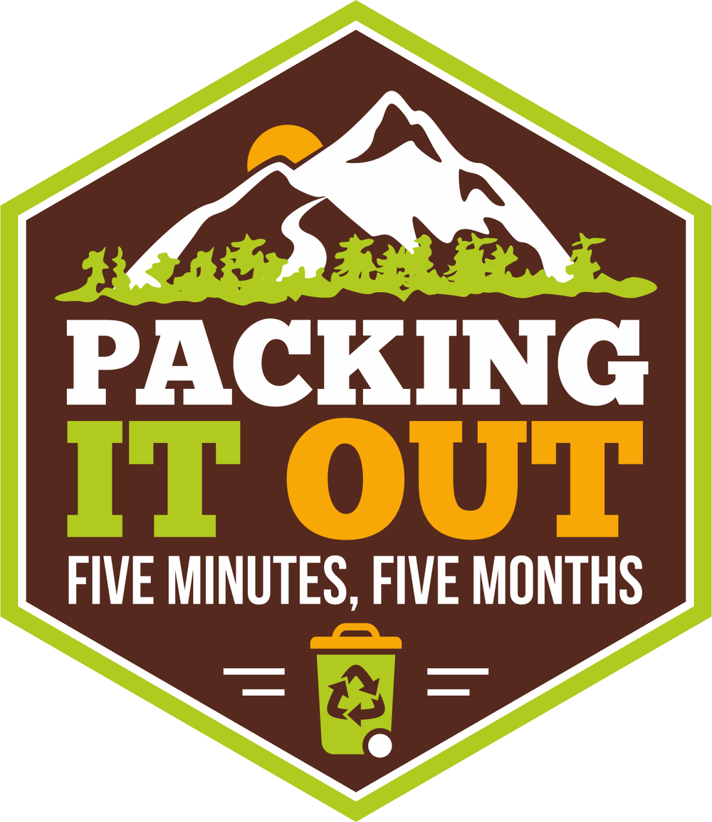 The Packing it Out logo - taken from their Facebook page.
