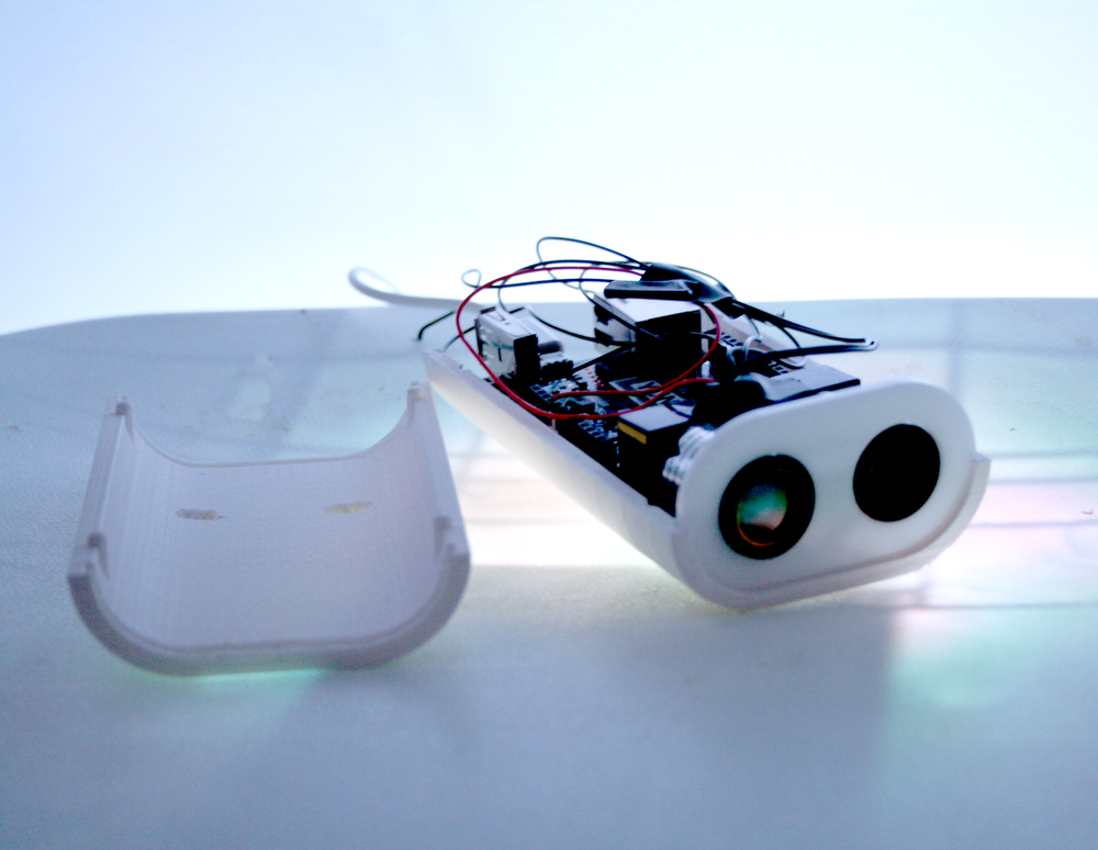 MakerBus - LiDar Car Accessory