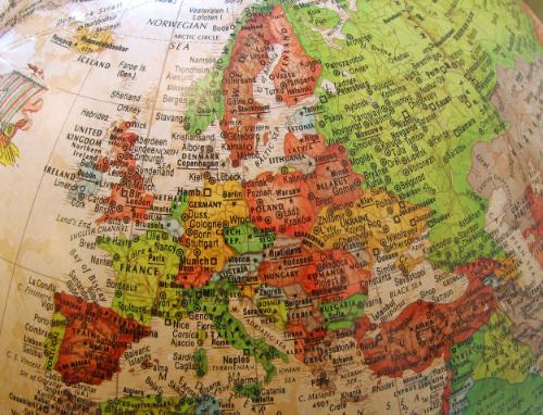 Modern European History Curriculum Teach Diligently