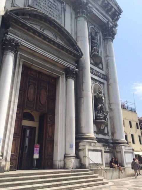 Santa Maria del Rosario.