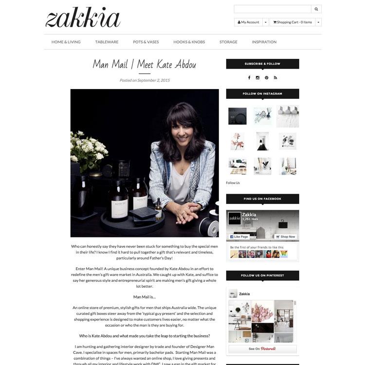 ZAKKIA.COM.AU