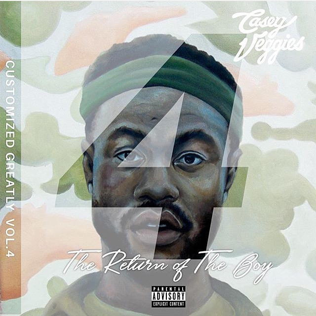 Customized Greatly VOL.4 Cover Art