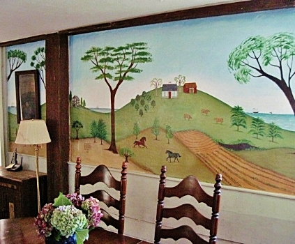 Brier Farm Mural in Cape Cod