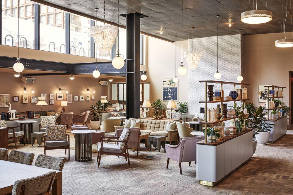 Hoxton Lobby