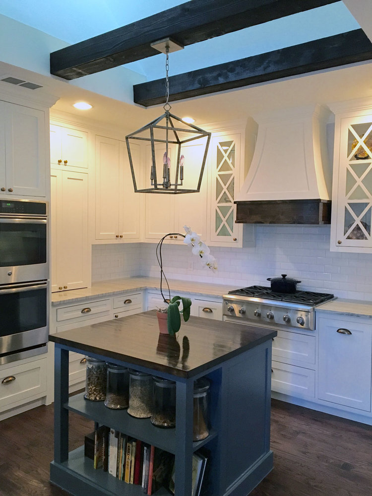 Small Kitchen Renovation - Plano, TX — Precision Construction ...