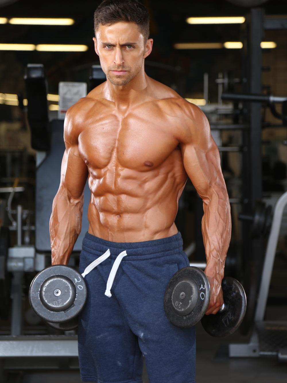 Morgan Muscle