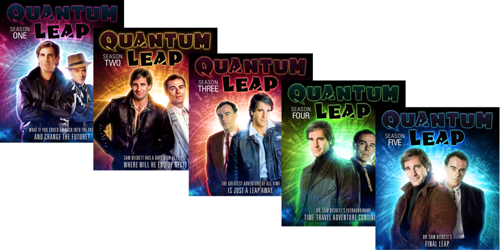 Quantum Leap (Interior Covers)