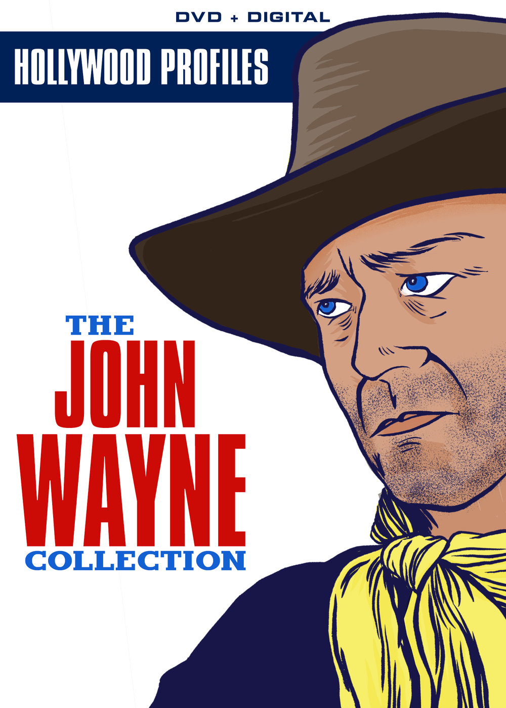 Hollywood Profiles - John Wayne