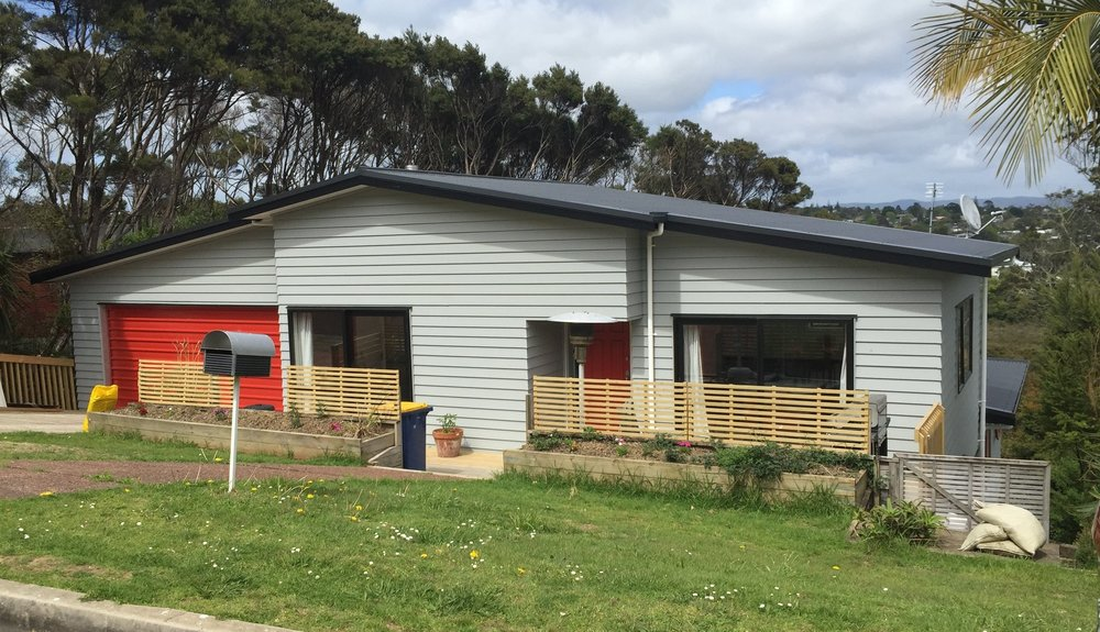 Completed Reclad