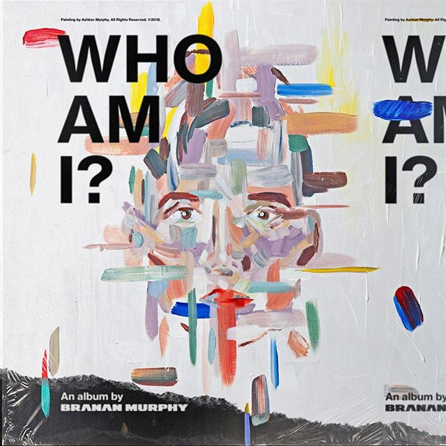 FRIDAY. My debut album can be yours. #WhoAmI