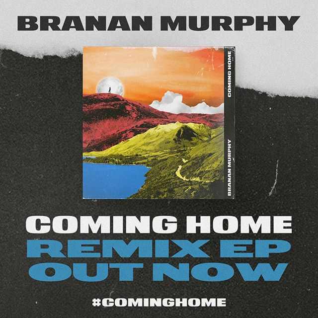 Yupppp 🤙🏼🤙🏼 5 new remixes of Coming Home out today! Available on all streaming platforms. Shouts to @chrishowland @mc4dmusic