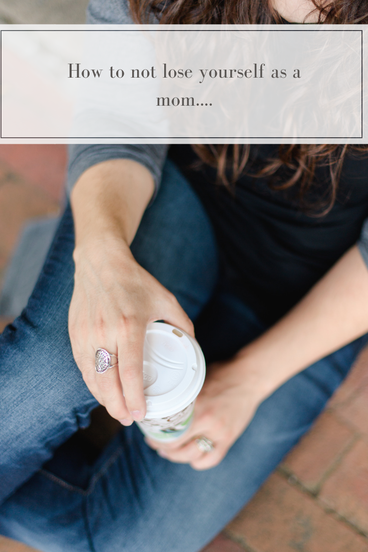 How to not lose yourself as a mom