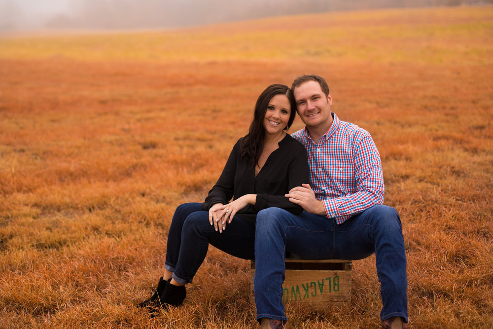Newlyweds and former Rachel Kathryn Designs clients Ashton and Brent