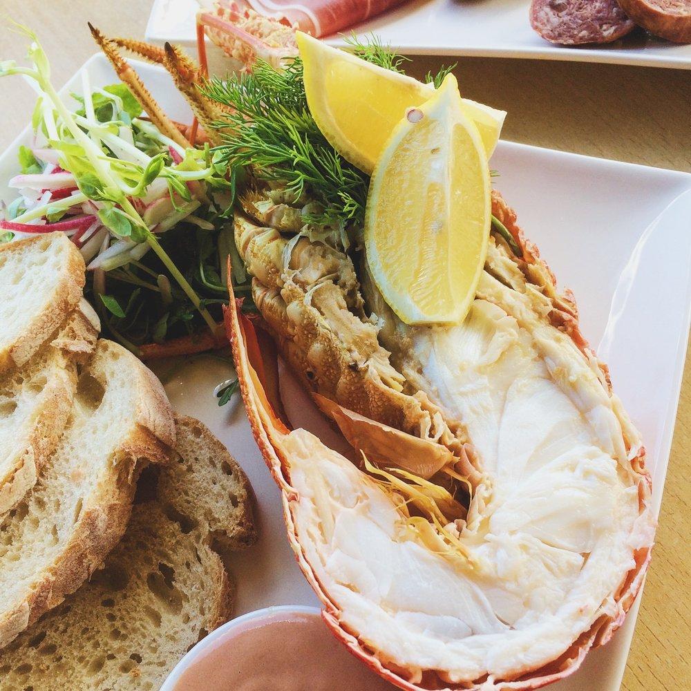 crayfish snack