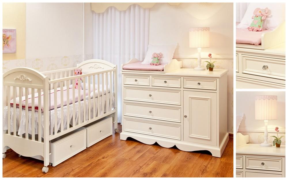 חדר תינוקות יוקרתי ומהודר