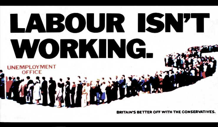 1979 Conservative Party election poster