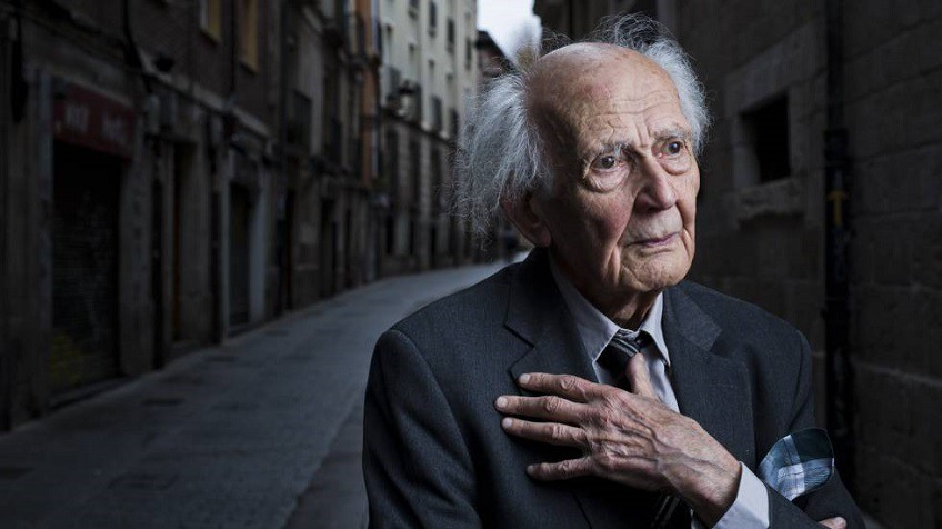 Zygmunt Bauman (Photo credit: Samuel Sanchez for El Pais)