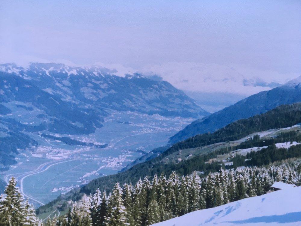 The Tyrol, Austria, 1985