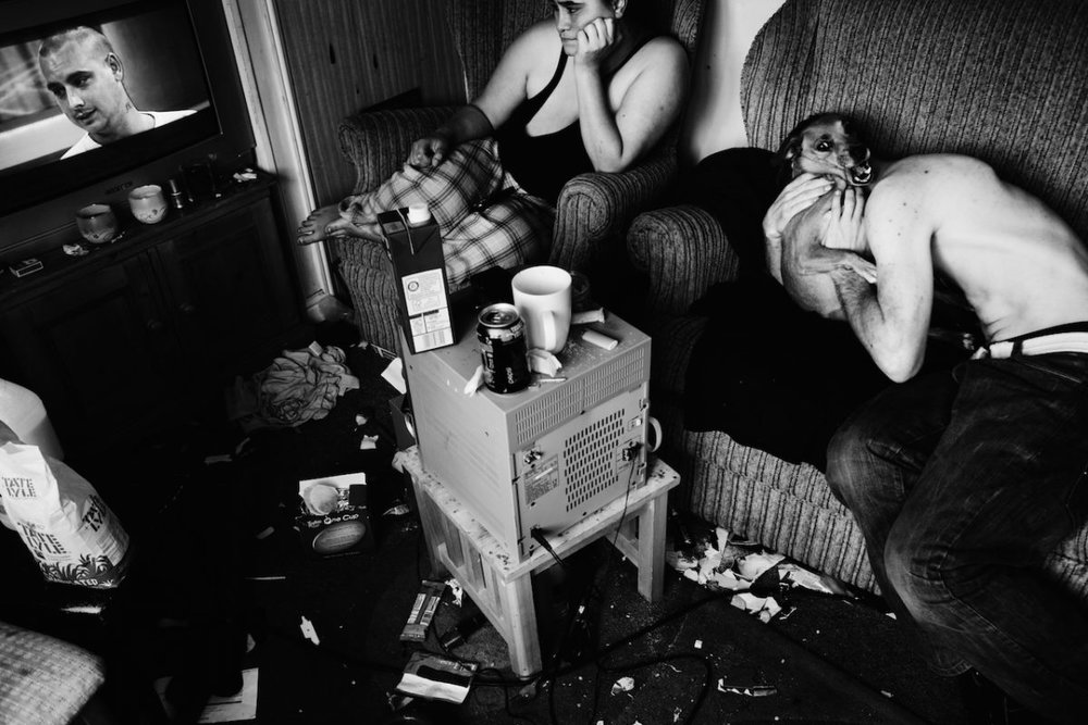 Small town inertia. Copyright Jim Mortram.