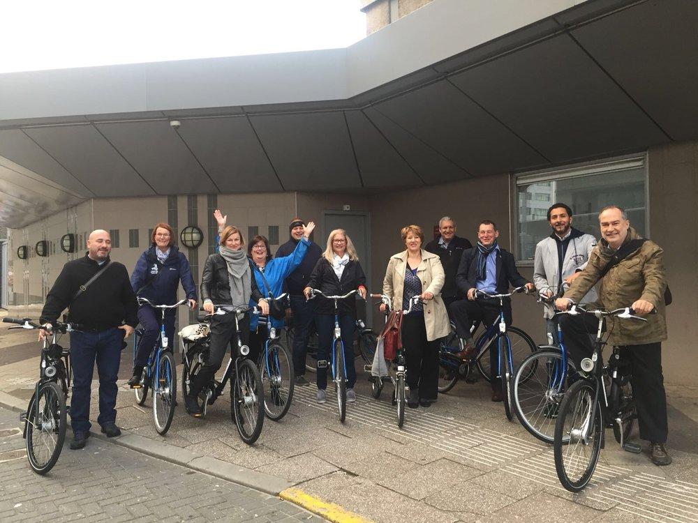 Board of Directors' Meeting in Utrecht, Netherlands
