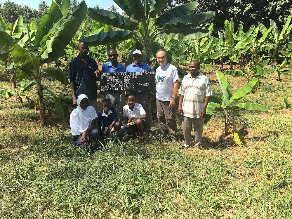 Mentor Visit to Tanzania
