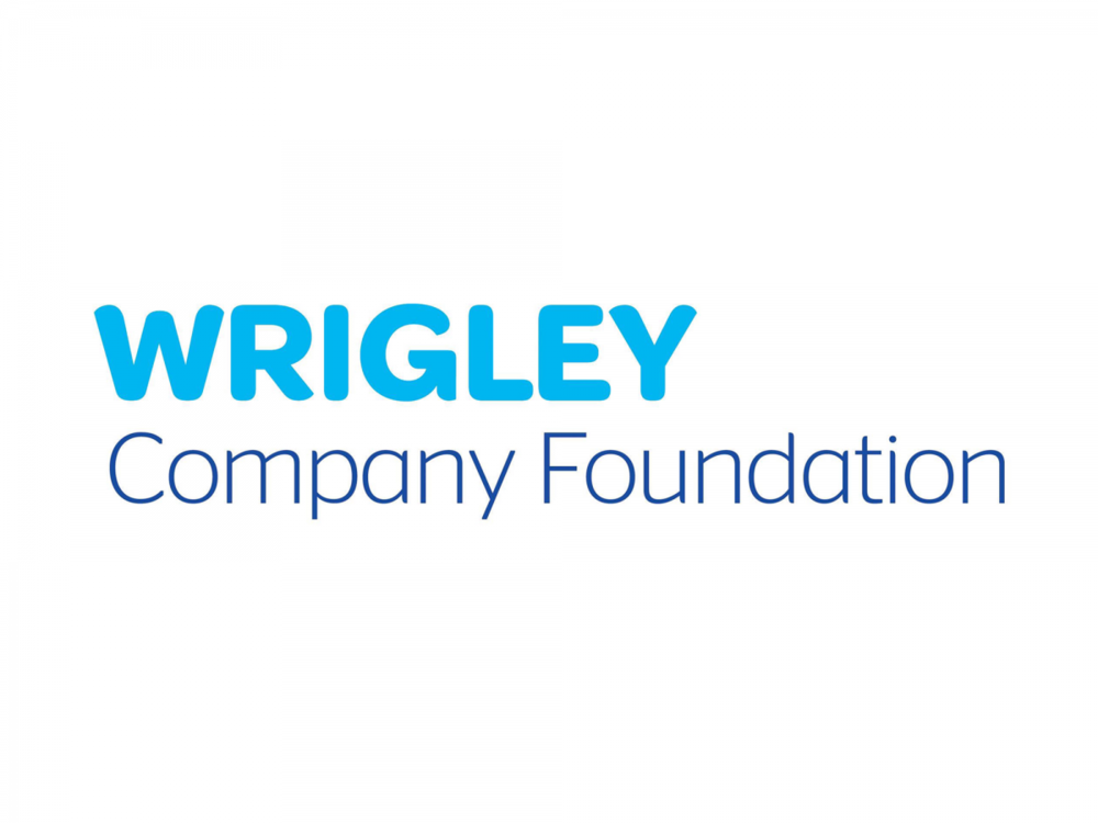 30th Anniversary Donation from the Wrigley Company Foundation