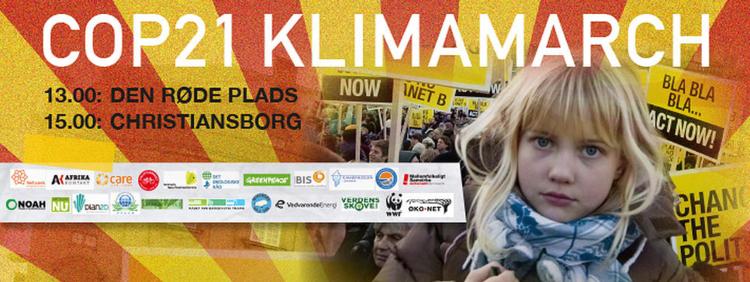 COP21 Klima March