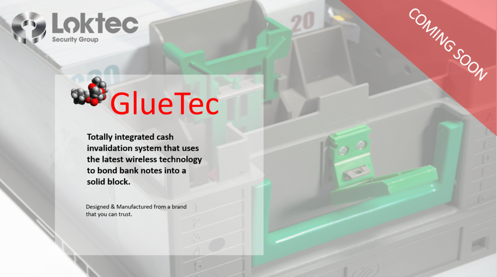 lOKTEC ATM GLUE SYSTEM