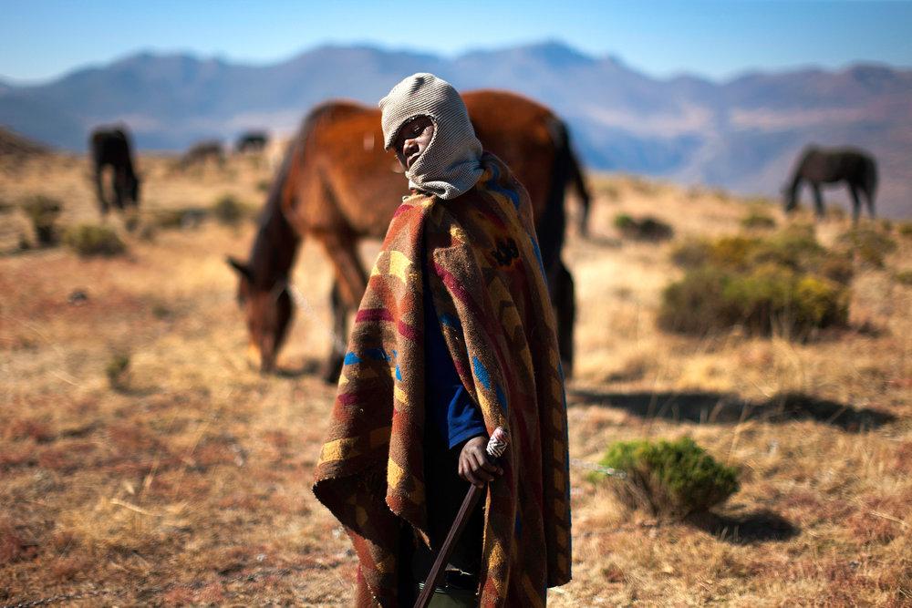 The Herdboys of Lesotho - Lesotho. 2010.