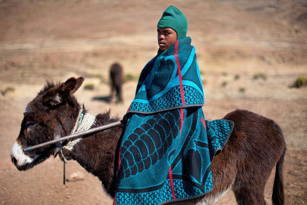 Lesotho. 2010.